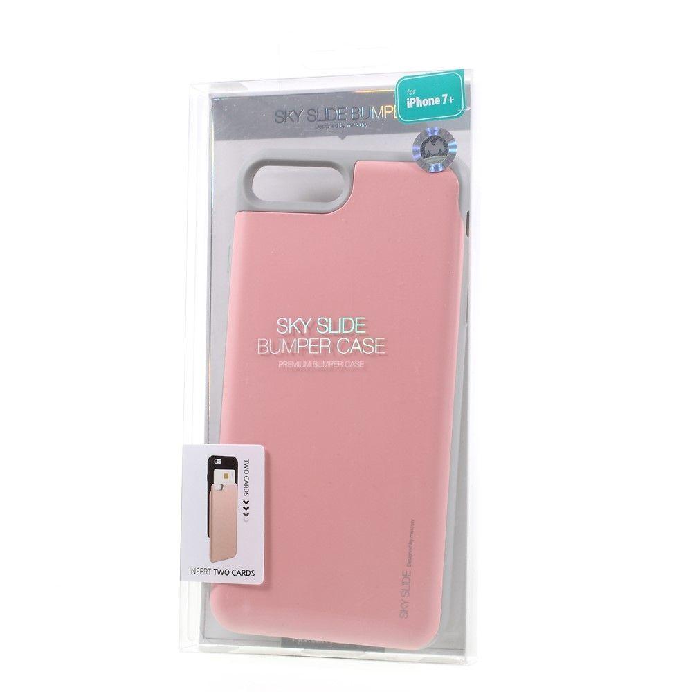 Mercury Sky Slide Cover Iphone 8 7 Plus Goospery Bumper Case Lime