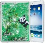 Quicksand Glitter Panda Case (iPad)