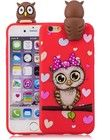 Trolsk 3D Owl Doll Case (iPhone 6/6S)