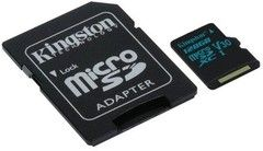 Kingston Canvas Go! 90R/45W MicroSD + Adapter