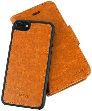 Crave Leather Guard Wallet (iPhone 8/7)