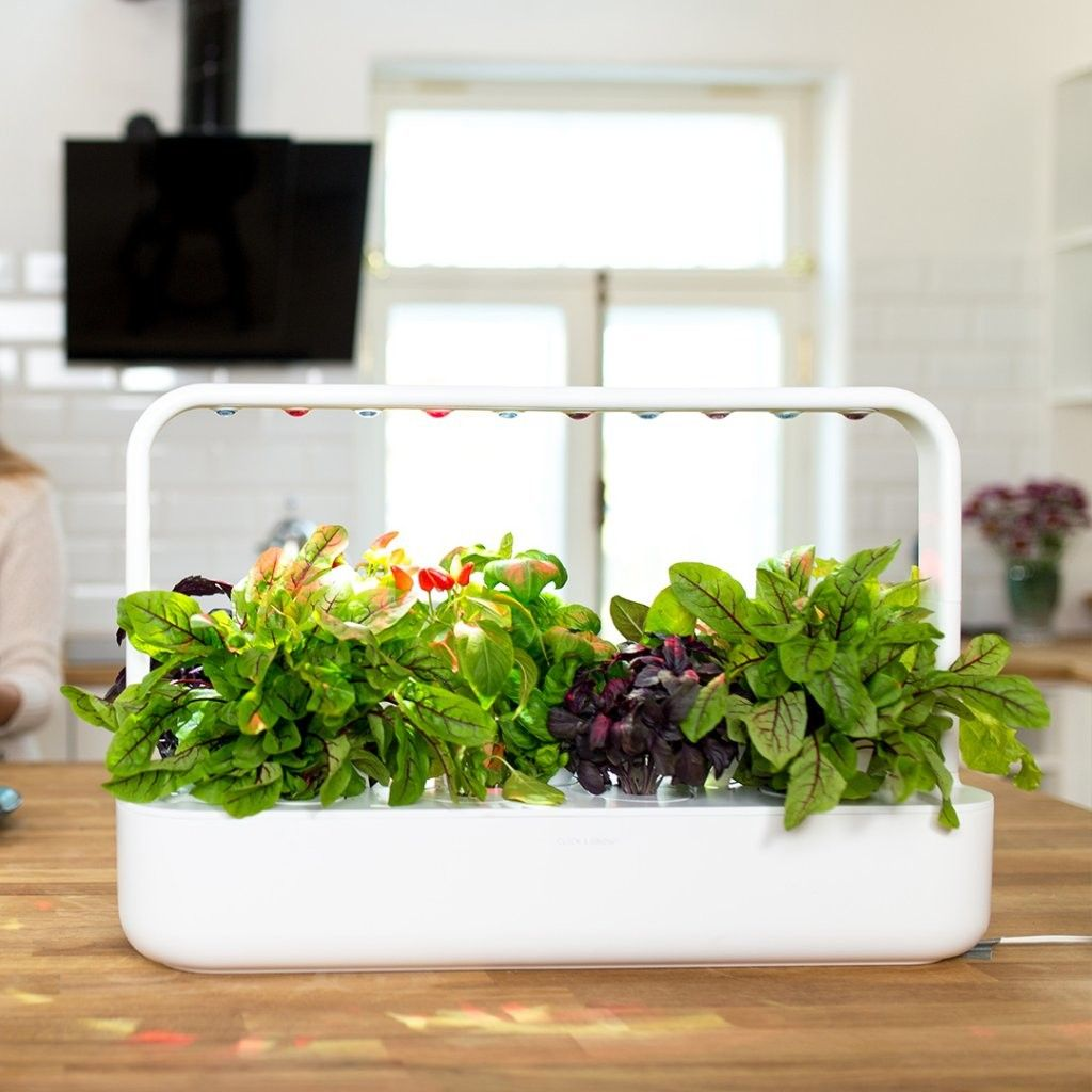 Click And Grow Smart Garden 9 Start Kit