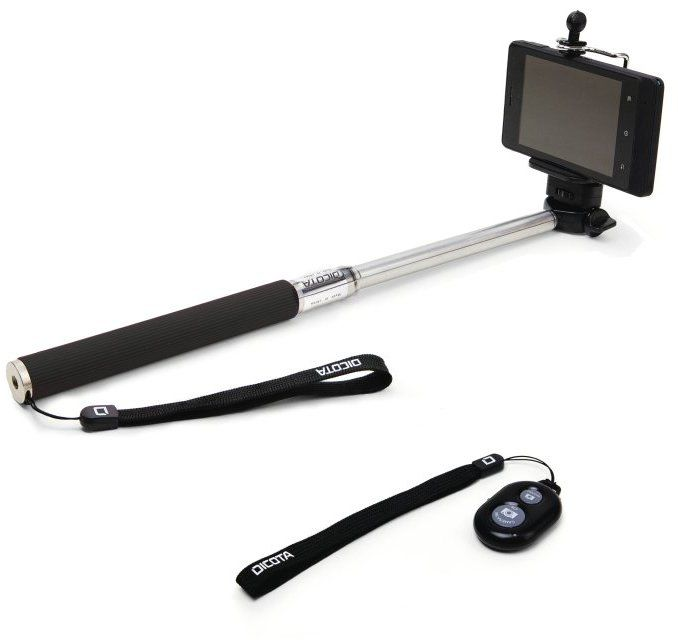 kj p dicota selfie stick plus iphone. Black Bedroom Furniture Sets. Home Design Ideas