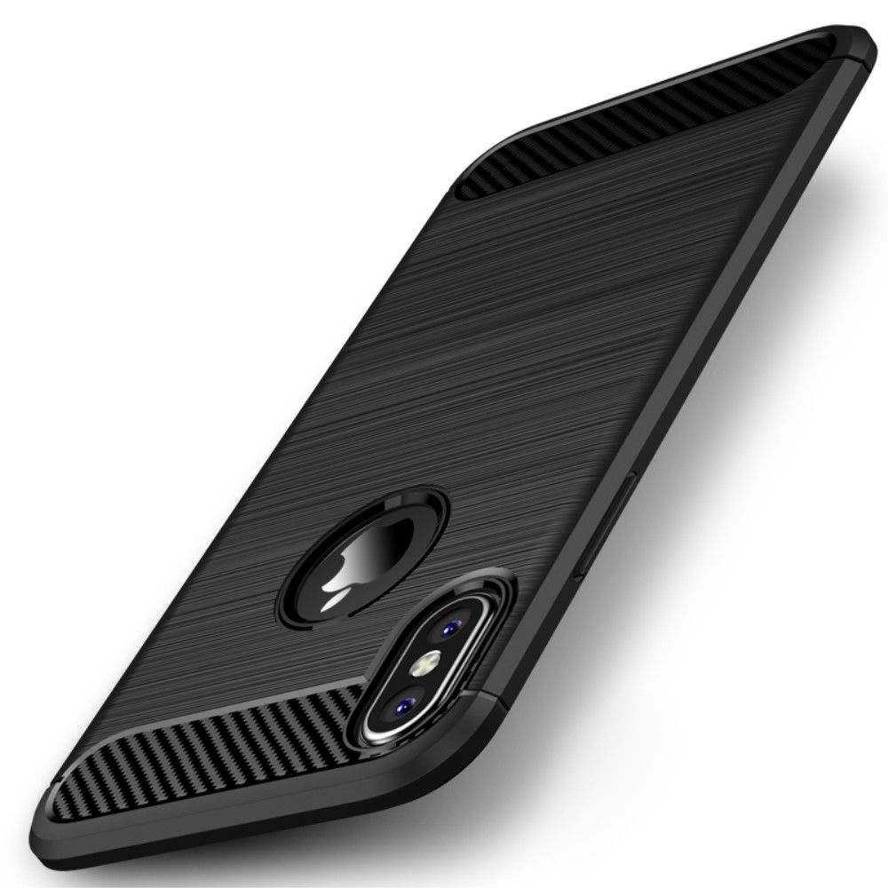 iphone 5a case ipaky carbon brushed iphone x iphonehuset no 11068