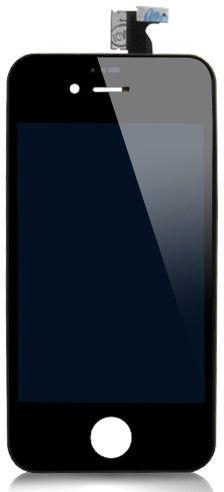 iPhone 4S skjerm med LCD - Hvit A11-W