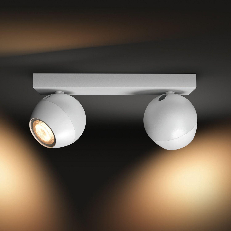 philips hue buckram ambience 2 flekker. Black Bedroom Furniture Sets. Home Design Ideas