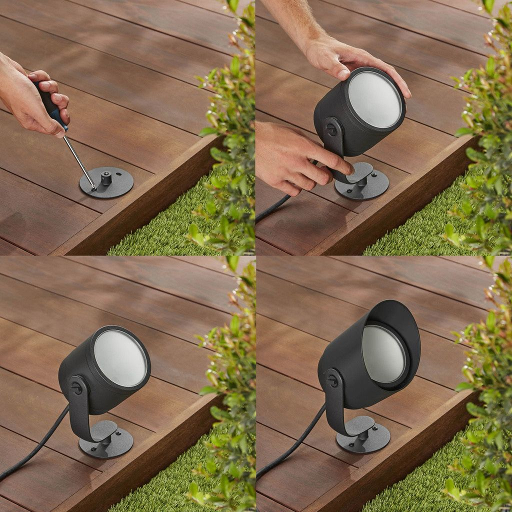 Philips Hue Outdoor Lily XL Spotlight 24V