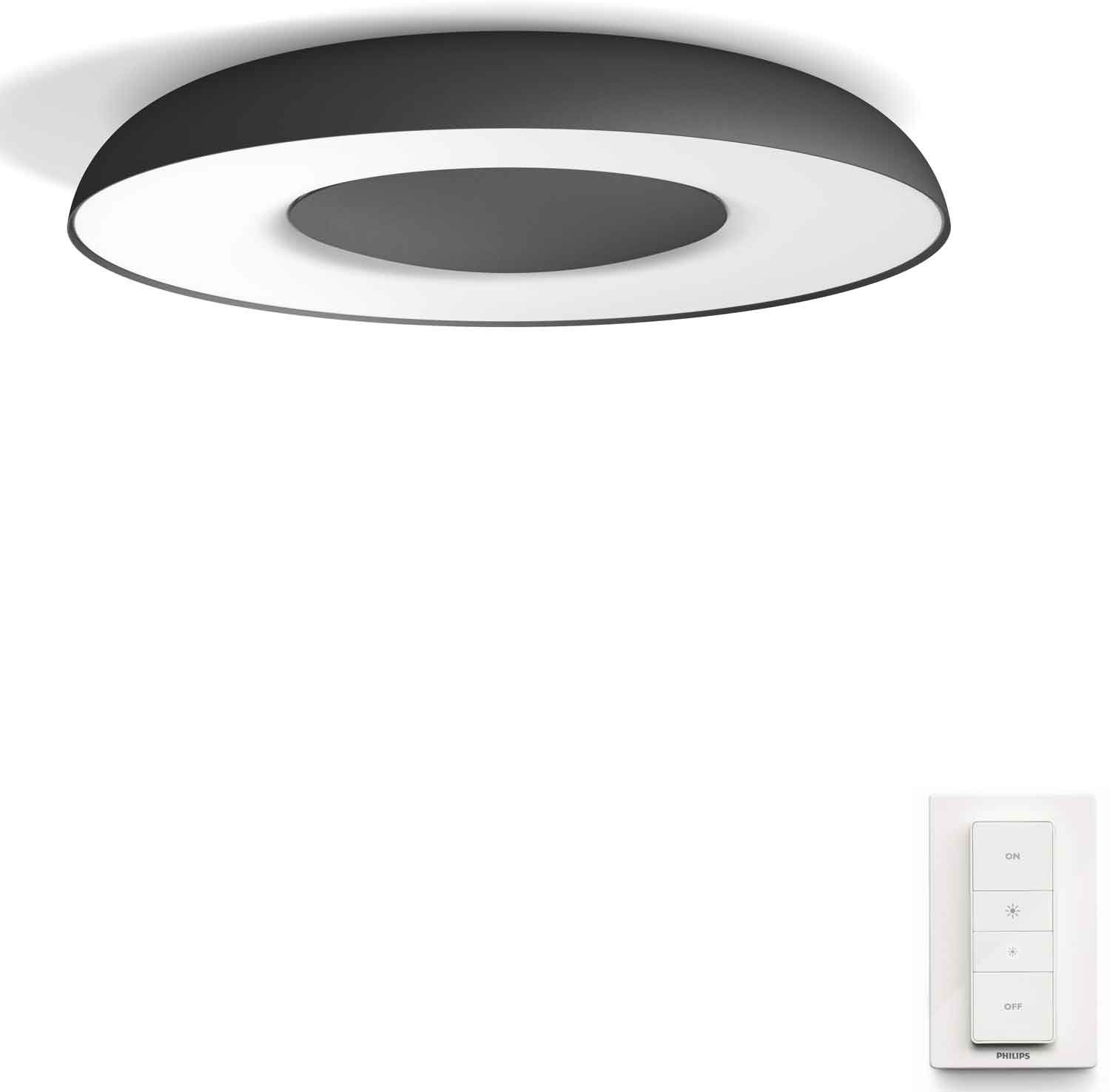 philips hue white ambiance still ceiling light. Black Bedroom Furniture Sets. Home Design Ideas