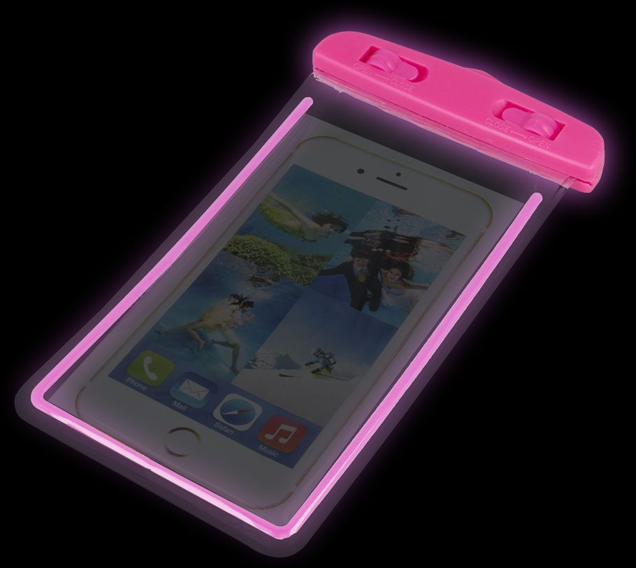 Universal Waterproof Case - rosa