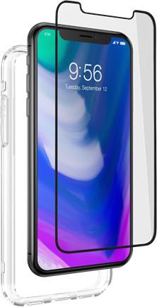 Zagg 360 Protection (Case + Glass) (iPhone X/Xs)